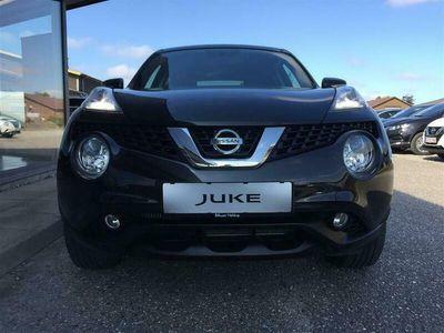 brugt Nissan Juke 1 ,2 Acenta 4x2 115HK 5d 6g