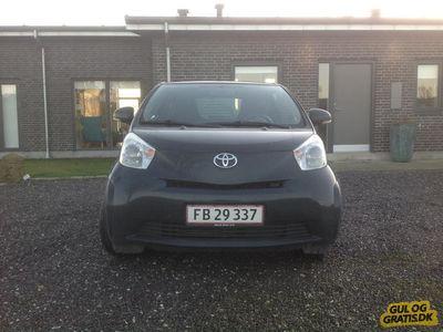 brugt Toyota iQ