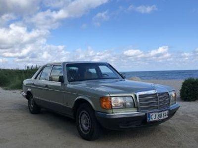 brugt Mercedes 280 Mercedes-Benz 280SE