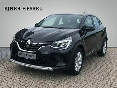 brugt Renault Captur 1,0 TCE Zen 100HK 5d