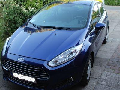 brugt Ford Fiesta 1.0 EcoBoost (125 HK) Hatchback, 5 dørs Forhjulstræk Manuel