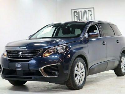 brugt Peugeot 5008 1,6 BlueHDi 120 Active EAT6 5d