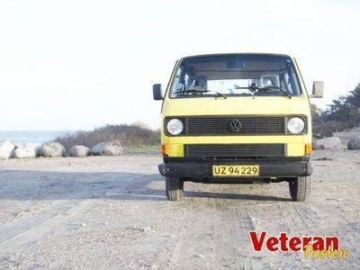 brugt VW Caravelle T3 1,6 TD
