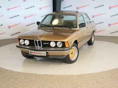brugt BMW 320