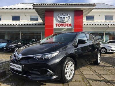 usado Toyota Auris Hybrid 1,8 B/EL Comfort Safety Sense 136HK 5d Aut.