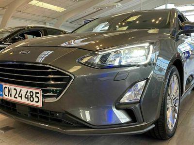 brugt Ford Focus 1,5 EcoBoost Titanium 150HK 5d 8g Aut.