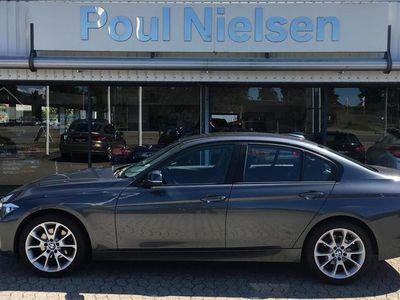 brugt BMW 320 d 2,0 D 184HK 6g