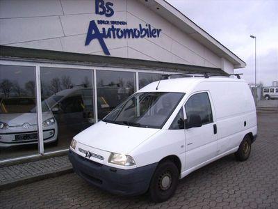 brugt Citroën Jumpy D Kassevogn