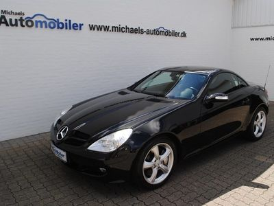 brugt Mercedes SLK350 aut.