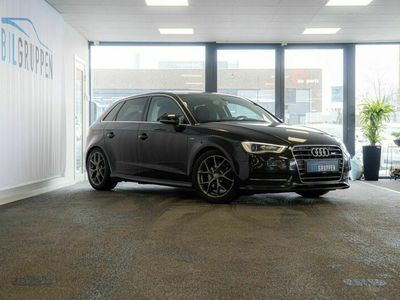 brugt Audi A3 Sportback 1,6 TDi 110 Ultra Attraction