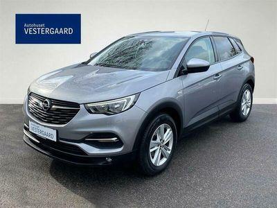 brugt Opel Grandland X 1,2 Direct Injection Turbo Enjoy Start/Stop 130HK 5d 6g Aut.