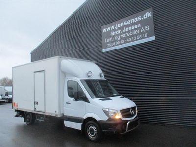 brugt Mercedes Sprinter 316 ALUKASSE/LIFT AUT, 2,1 CDI AUTOMATGEAR 163HK Van 2018