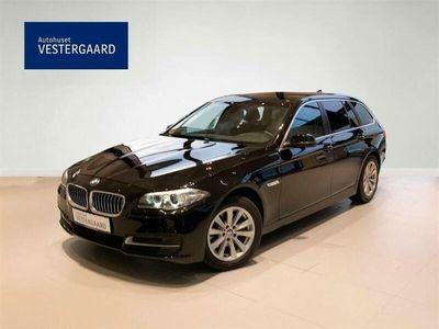 brugt BMW 520 d Touring 2,0 D 190HK Stc 6g