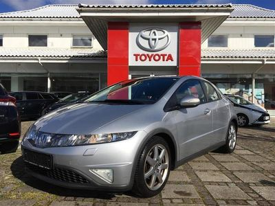 used Honda Civic 1,8 Sport 140HK 5d 6g