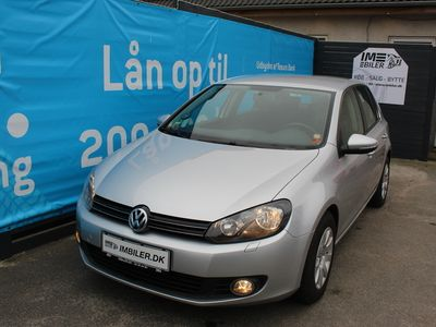 usado VW Golf VI 1,4 TSi 122 Highline DSG 5d
