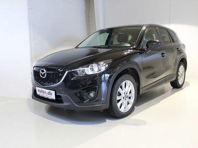 brugt Mazda CX-5 2,0 Sky-G 160 Optimum aut. AWD