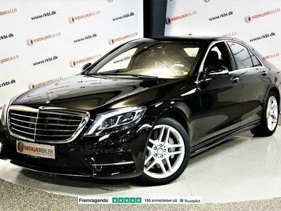 brugt Mercedes S500 4,7 aut. 4-M