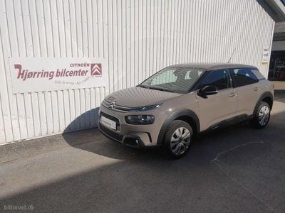 brugt Citroën C4 Cactus NY MODEL 1,6 Blue HDi Iconic start/stop 100HK 5d