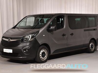used Opel Vivaro L1H1 1,6 CDTI 125HK 6g