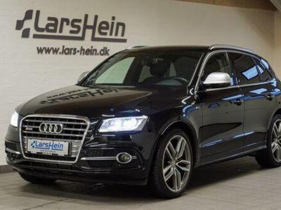 brugt Audi SQ5 TDi 313 quattro Tiptr.