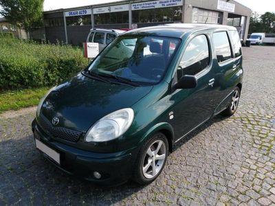 brugt Toyota Yaris Verso 1.4 diesel