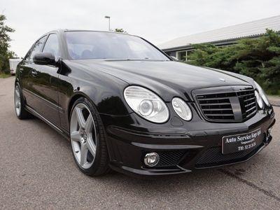 used Mercedes E320 0 CDi Avantgarde aut. 4-M 4d