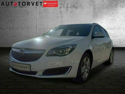 brugt Opel Insignia 1,6 CDTi 136 Edition ST