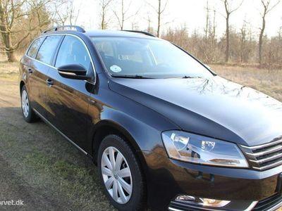 brugt VW Passat Variant 1,4 BlueMotion TSI Comfortline 122HK Stc 6g