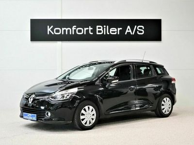 brugt Renault Clio IV dCi 75 Expression ST 1,5
