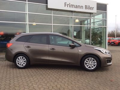 brugt Kia cee'd SW 1,0 T-GDI Style 100HK Stc 6g A+