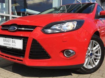 brugt Ford Focus 1,0 SCTi Titanium 125HK Stc 6g