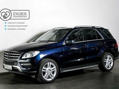 used Mercedes ML350 3,0 BlueTEC aut. 4-M