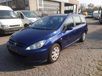 used Peugeot 307 2.0 Hdi st.car