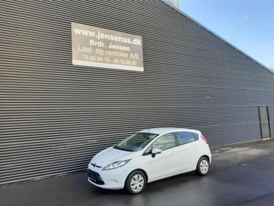brugt Ford Fiesta 1,6 TDCI Econetic 95HK 5d 2010