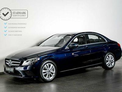 używany Mercedes C220 d 2,0 Avantgarde aut.