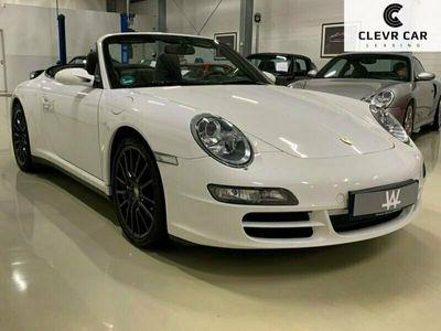 brugt Porsche 911 Carrera 4S 911 3,8 Carrera 4S - 385 hk 3,8 - 385 hk