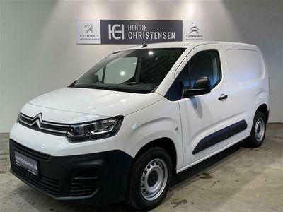 brugt Citroën Berlingo L1 1,5 Blue HDi start/stop 75HK Van