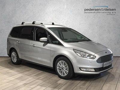 brugt Ford Galaxy 2,0 EcoBlue Titanium Powershift 190HK 8g Aut.