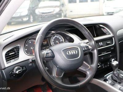 brugt Audi A4 2,0 TDI 177HK Stc