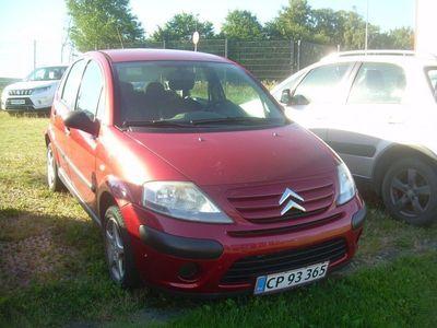 brugt Citroën C3 1,4 HDi Prestige