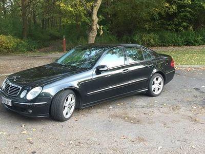 brugt Mercedes E280 Avantgarde 3,2