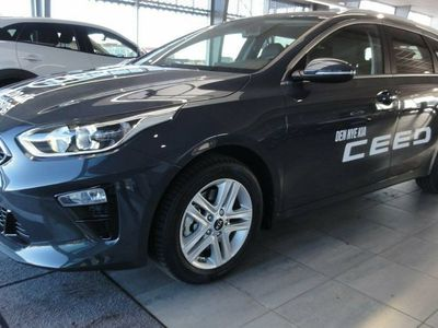 brugt Kia cee'd 1,4 T-GDi Intro Edition SW DCT