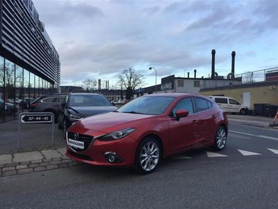 brugt Mazda 3 2,0 Skyactiv-G Optimum 165HK 5d 6g
