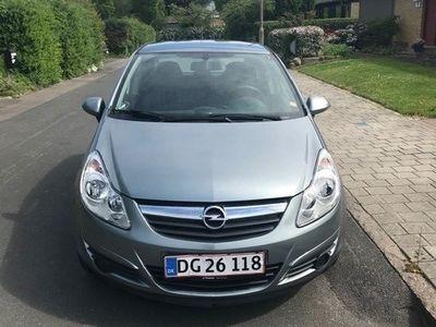 brugt Opel Corsa 5 dørs