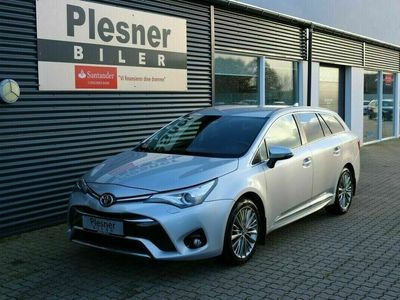 brugt Toyota Avensis 2,0 D-4D T2 Premium Touring Sports