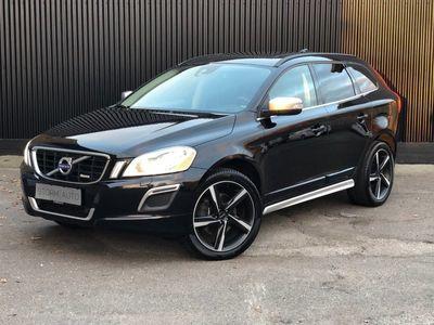 usata Volvo XC60 2,4 D5 215 R-Design aut. AWD