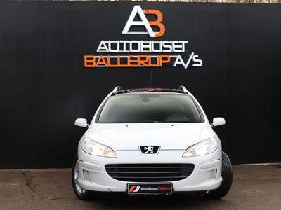 brugt Peugeot 407 1,6 HDi ST Sport SW