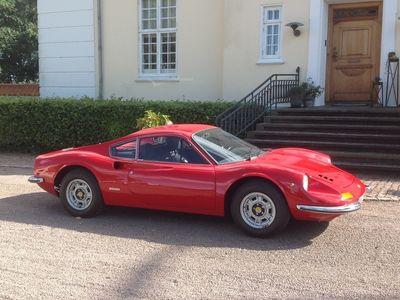 brugt Ferrari Dino 246 gt dino