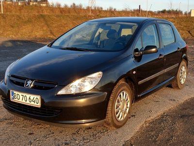 brugt Peugeot 307 1,6