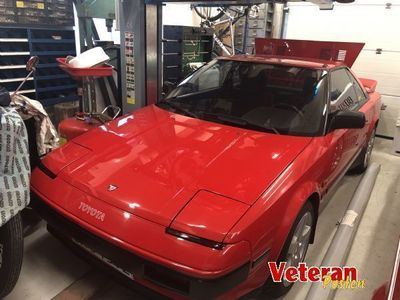 brugt Toyota MR2 aw11